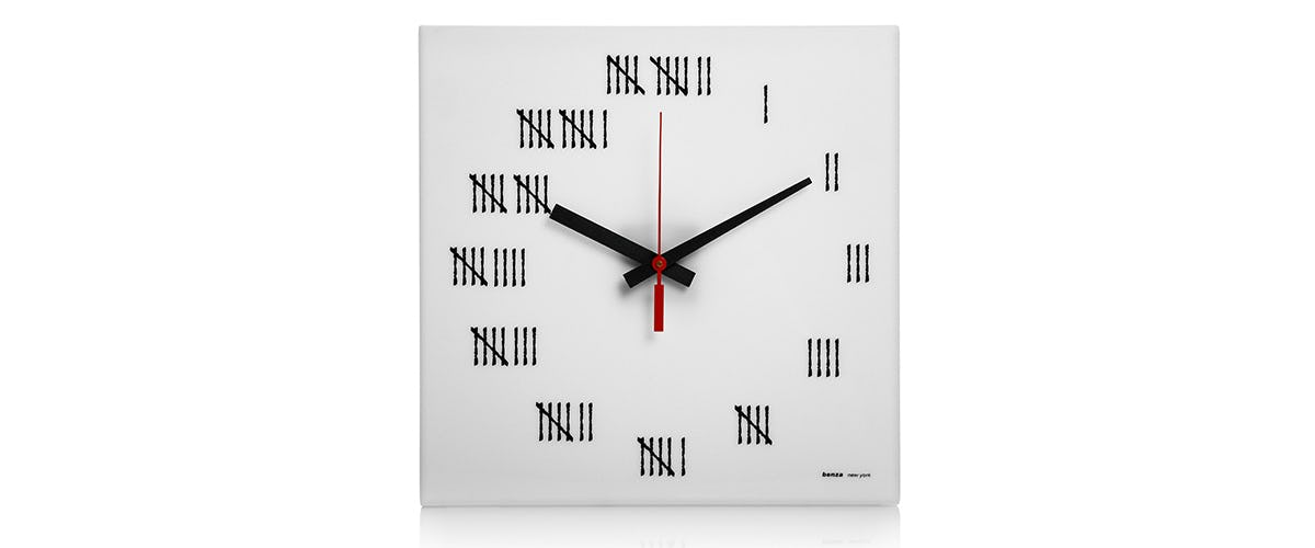 Graphic Clocks