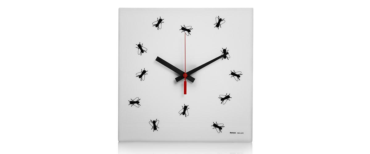 Graphic Clocks
