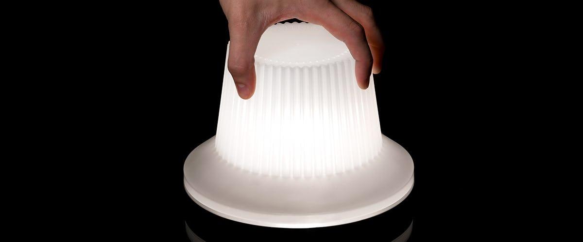 Tone Knob Lamp