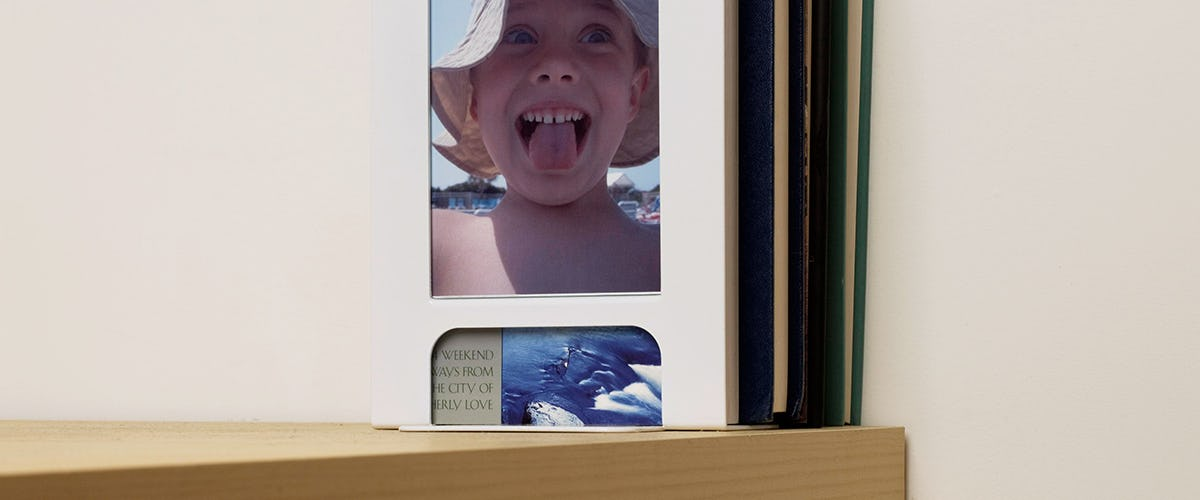 Bookend Frame