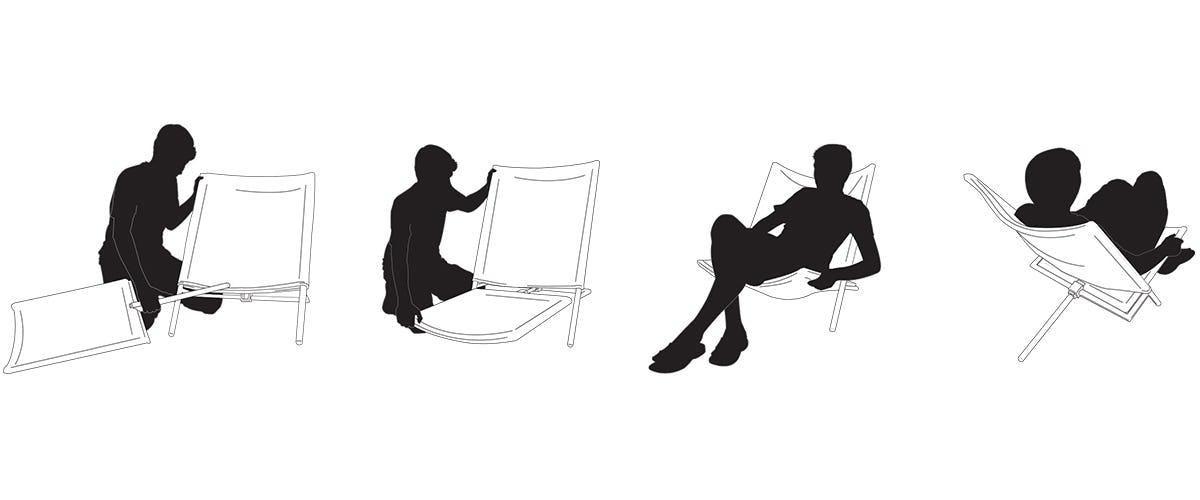 Twopart Chair
