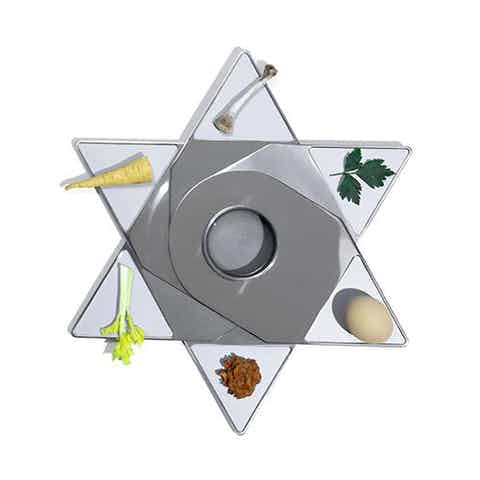 SILHOUETTED FEATURED IMAGE_seder plate